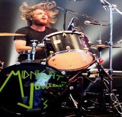 Midnight Juggernauts - Montreux Jazz Festival 2008 15