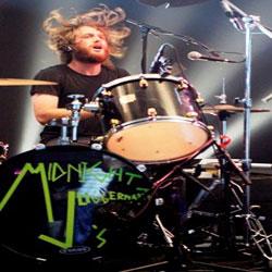 Midnight Juggernauts - Montreux Jazz Festival 2008 5