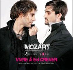 Mozart Le clip Vivre à en crever 7