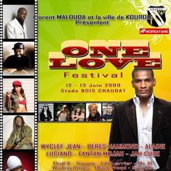 One Love Festival 5