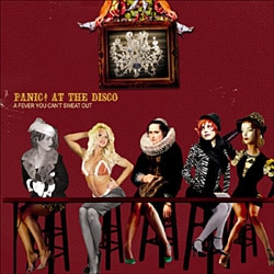 Panic at the disco A fever you can't sweet out 6