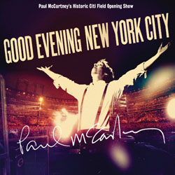 Paul McCartney </i>Good Evening New York City</i> 5