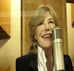 """Marianne Faithfull : la vidéo de l'enregistrement-studio de """"Salvation"""" 10"""