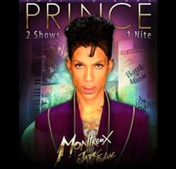 Prince au Montreux Jazz festival 11