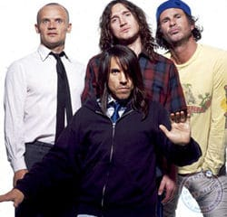 Red Hot Chili Peppers de retour 10