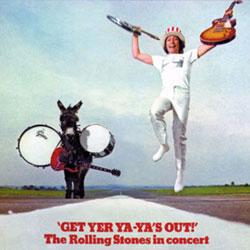 Rolling Stones <i>Get Yer Ya-Ya's Out !</i> 5