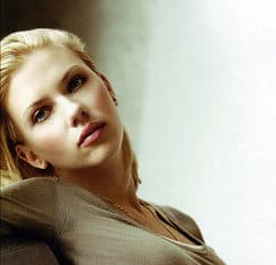Scarlett Johansson au top 12