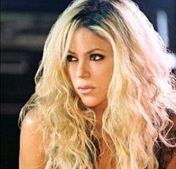 Shakira revient avec un nouvel album 7