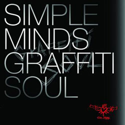 Simple Minds <i>Graffiti Soul</i> 5
