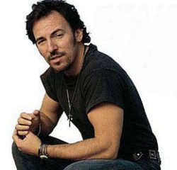 Bruce Springsteen sur Canal + 25