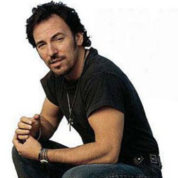 Bruce Springsteen sur Canal + 5