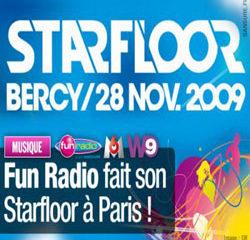 Starfloor 2009 l'évènement qui va secouer Bercy 10