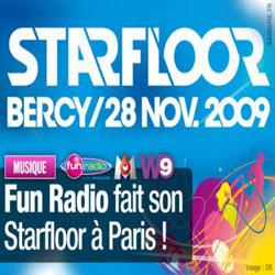 Starfloor 2009 l'évènement qui va secouer Bercy 7