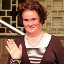 Susan Boyle bientôt sur M6 5