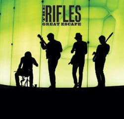 The Rifles <i>The great escape</i> 8