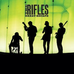 The Rifles <i>The great escape</i> 5
