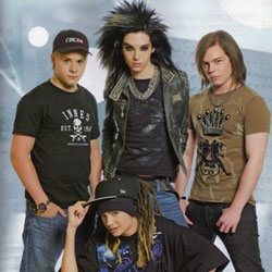 Tokio Hotel en hologramme 7