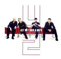 U2 revient avec le single <i>Get On Your Boots</i> 10