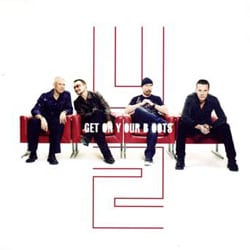 U2 revient avec le single <i>Get On Your Boots</i> 5