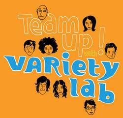 Variety Lab <i>Team Up !</i> 15
