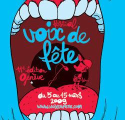 Festival Voix de fête 13