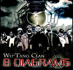 "Wu Tang Clan ""8 Diagrams"" 16"