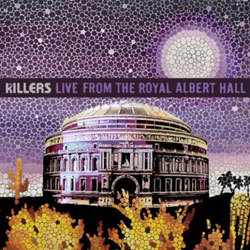 The Killers <i>Live At The Royal Albert Hall</i> 5
