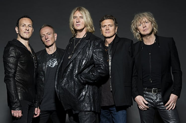 def leppard streaming