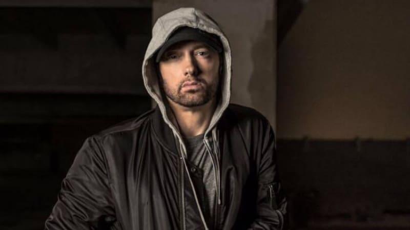 Eminem tournée 2018