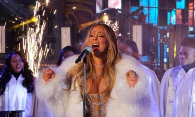 mariah carey time square 2018