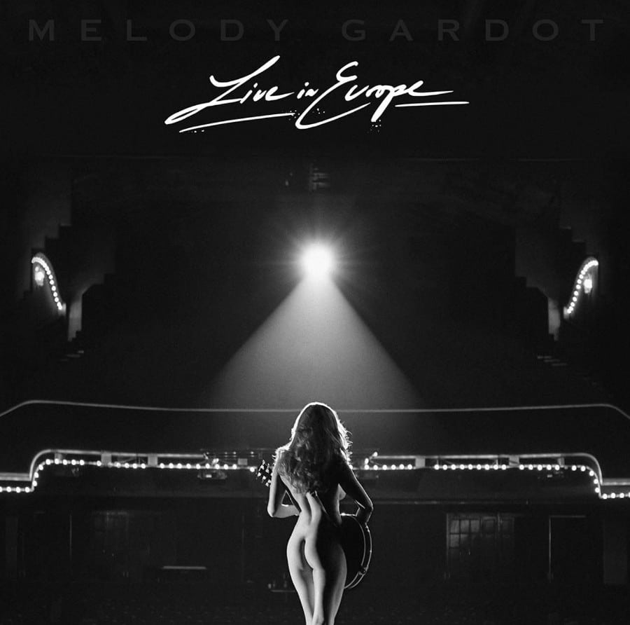 "Melody Gardot dévoile son premier album live : ""Live In Europe"""