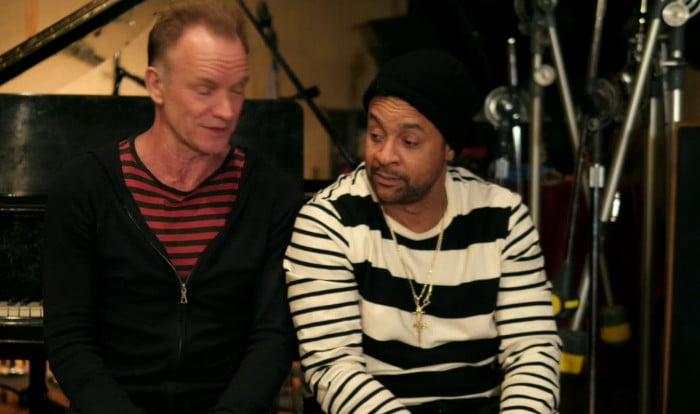 Sting et Shaggy chantent Don't Make Me Wait