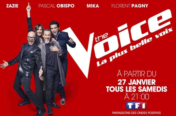 the voice 7