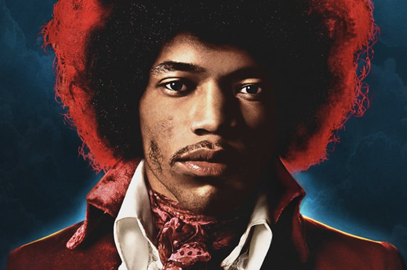 """Both Sides Of Sky"", le nouvel album inédit de Jimi Hendrix"