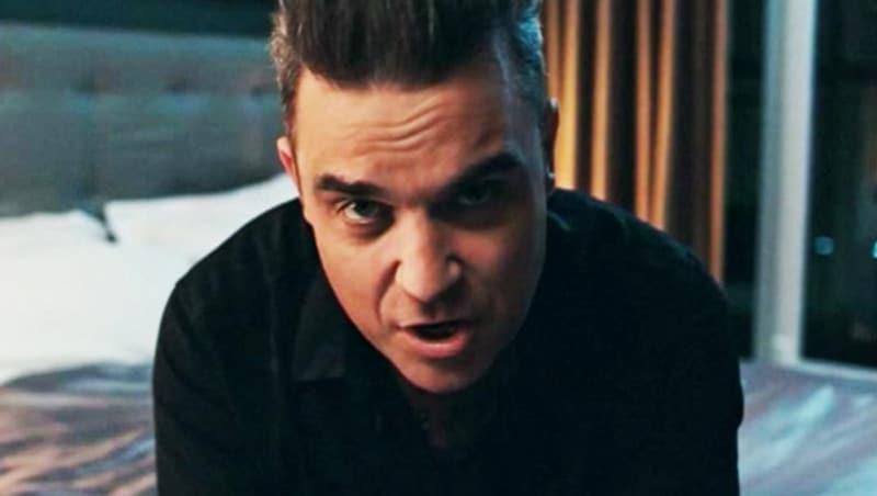 Robbie Williams drogué chez Bono