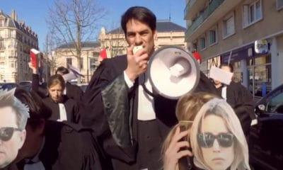 Des avocats du Havre détournent un clip du rappeur Orelsan