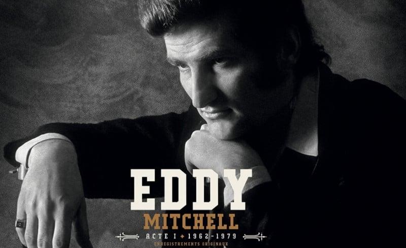 """Tout sur Eddy Mitchell Eddy Mitchell : Intégrale """"Acte 1 : 1962-1979"""""""