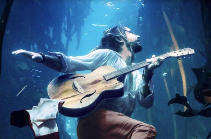 Jeremy Loops en concert à la Maroquinerie de Paris