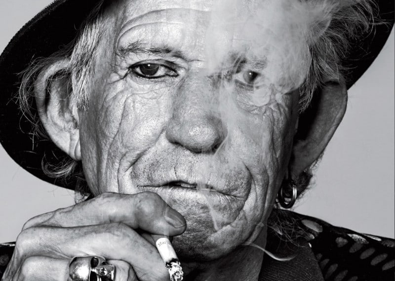 Keith Richards se moque de Mick Jagger avant de lui présenter ses excuses