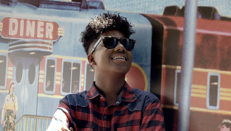 Le jeune kelvin de The Voice Kids dévoile son premeir single