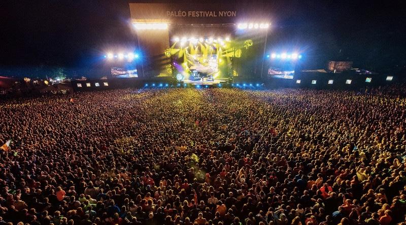 Découvrez le programme complet du Paléo Festival 2018