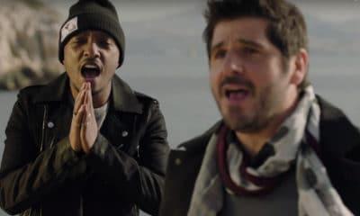 """Patrick Fiori et Soprano dévoile le clip de """"Chez Nous (Plan d'Aou, Air Bel)"""""""