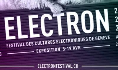 Découvrez le programme de l'Electron Festival 2018