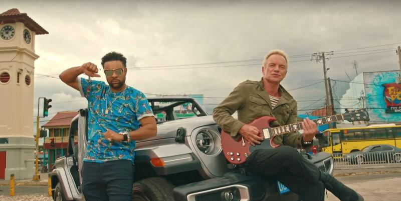Shaggy et Sting en tournée commune dès cet été