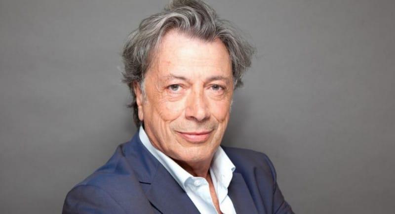 Le chanteur Hervé Vilard annonce la fin de sa carrière
