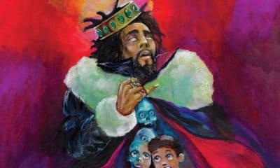 """Le rappeuJ. Cole est de retour avec un nouvel album baptisé """"KOD"""""""