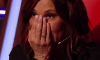 Les coachs de The Voice en larmes