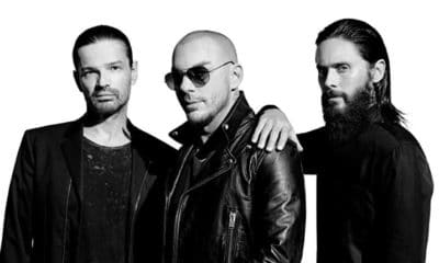 "Thirty Seconds To Mars dévoile l'album ""America"""