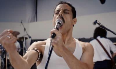"""Découvrez la bande-annonce de """"Bohemian Rhapsody"""", le biopic sur Queen et Freddie Mercury"""