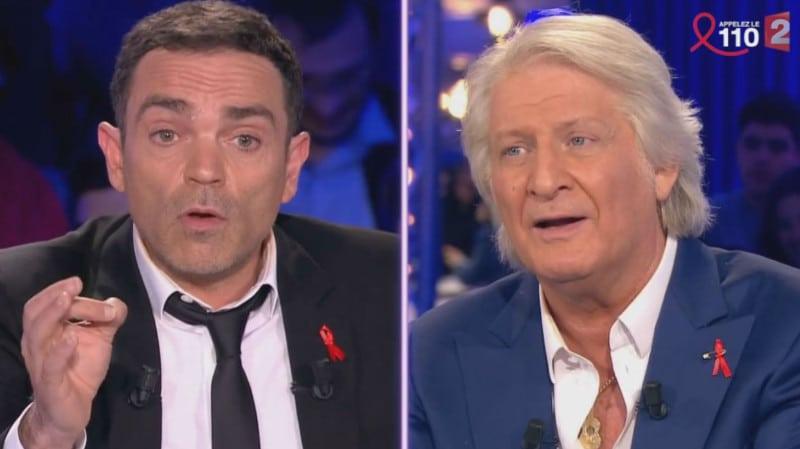 """Yann Moix semble avoir bien du mal à oublier son clash avec Patrick Sébastien lors de l'émission """"On n'est pas couché""""."""